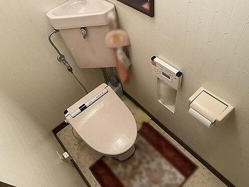 中古一戸建て-茨木市郡山2丁目 トイレ