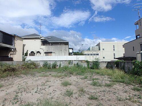 土地-京都市伏見区深草西出町 正方形に近い形で、様々なプランが検討しやすい土地ですね