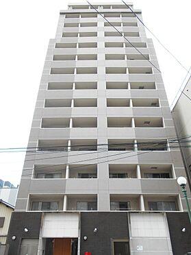 マンション(建物一部)-志木市本町5丁目 SRC造14階建ての重厚な外観