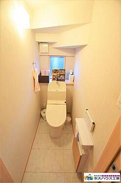 戸建賃貸-名取市那智が丘3丁目 トイレ