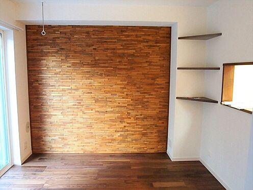 アパート-品川区旗の台5丁目 新築時の内装写真101号室