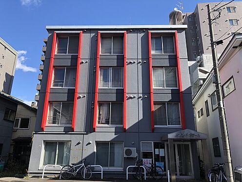マンション(建物全部)-札幌市白石区菊水二条1丁目 外観