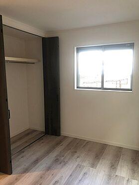 新築一戸建て-上尾市愛宕1丁目 収納