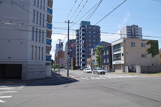 一棟マンション-札幌市北区北十二条西1丁目 周辺