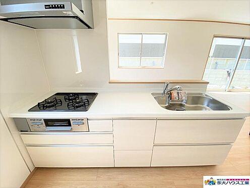 新築一戸建て-仙台市太白区青山1丁目 キッチン