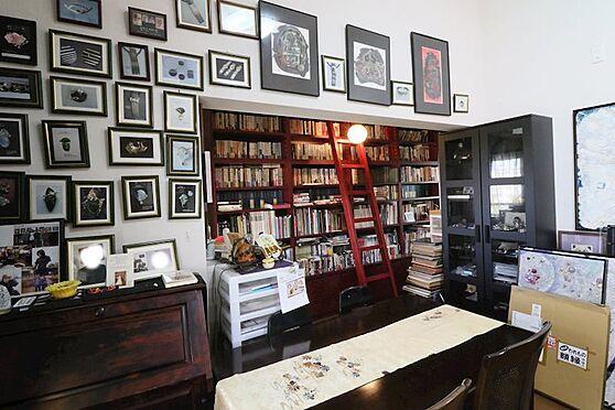 中古マンション-八王子市南大沢5丁目 洋室約12帖にも床暖房が入ってます。