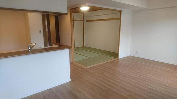 中古マンション-和光市新倉2丁目 居間
