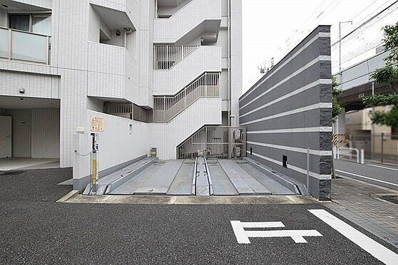中古マンション-板橋区志村3丁目 駐車場