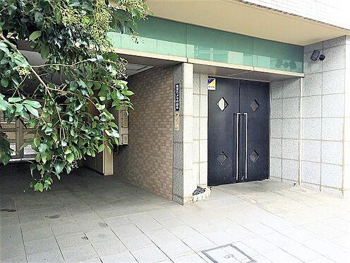 中古マンション-渋谷区東1丁目 エントランス