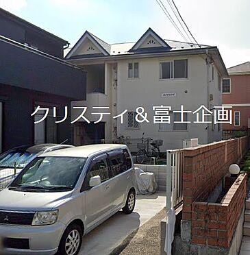 アパート-松戸市常盤平柳町 外観