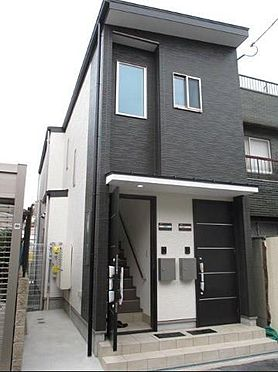 アパート-大阪市平野区喜連西2丁目 外観