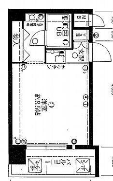 マンション(建物一部)-大阪市北区天神橋1丁目 間取り