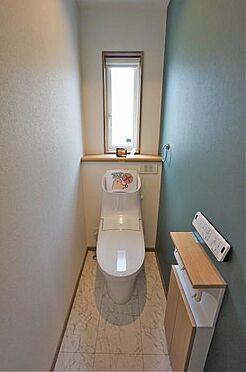 新築一戸建て-宮城郡利府町加瀬字十三塚 トイレ