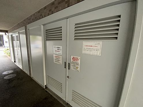 中古マンション-江戸川区中葛西6丁目 ゴミ置き場