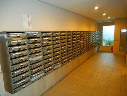 中古マンション-大阪市城東区中央3丁目 メールボックスです