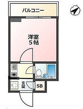 マンション(建物一部)-横浜市保土ケ谷区西久保町 間取り