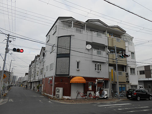 一棟マンション-大阪市東住吉区矢田1丁目 外観