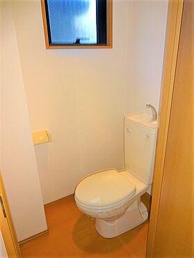 一棟マンション-練馬区桜台4丁目 2020年12月撮影203号室トイレ