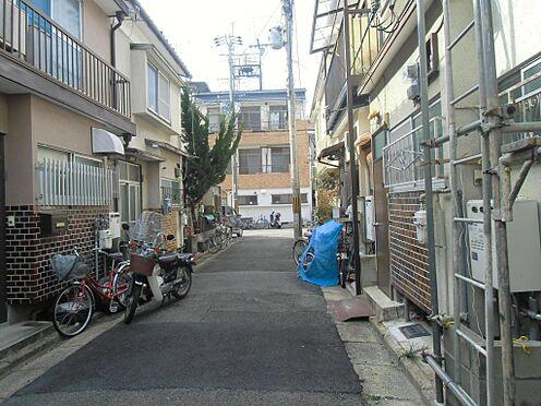 旅館-京都市中京区壬生上大竹町 前面道路