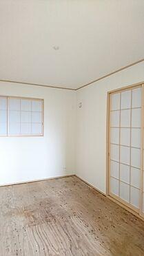 新築一戸建て-さいたま市西区大字佐知川 1階:和室