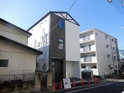 アパート-板橋区赤塚3丁目 2019年11月撮影。