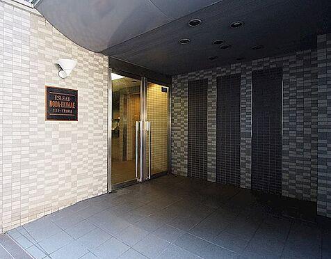 マンション(建物一部)-大阪市福島区野田3丁目 清潔感のあるエントランス