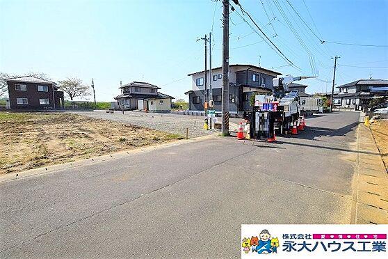 新築一戸建て-柴田郡柴田町東船迫1丁目 外観