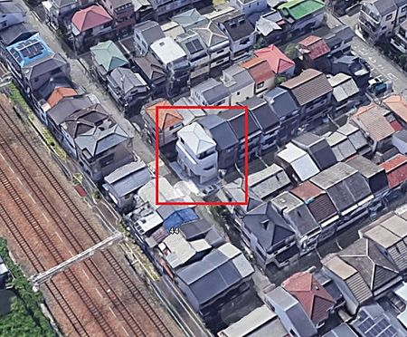 店舗・事務所・その他-高槻市富田丘町 外観