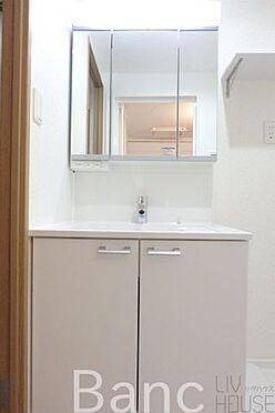 中古マンション-渋谷区本町3丁目 明るい洗面所