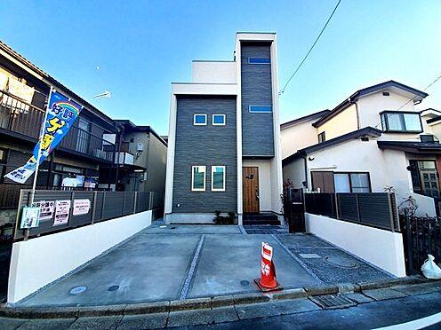 新築一戸建て-八王子市堀之内2丁目 価格や立地、間取りも大事です!それに加えデザインの満足度も高く感じられる住宅です。