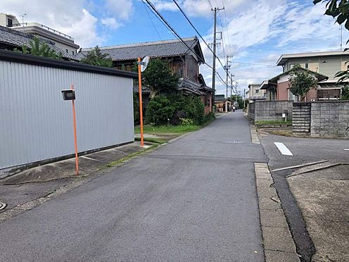 戸建賃貸-西尾市下羽角町郷内 静かな住宅地です。