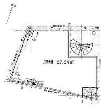ビル(建物全部)-千代田区神田司町2丁目 間取り
