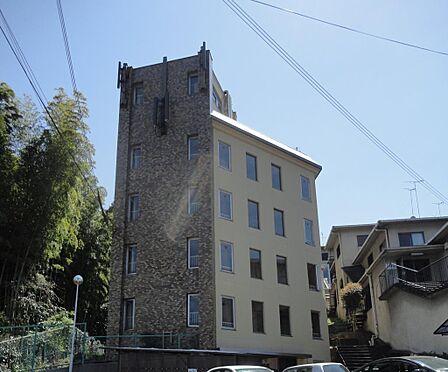 マンション(建物一部)-京都市山科区日ノ岡朝田町 駅から徒歩6分の場所にあります。