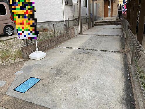中古一戸建て-豊田市水源町3丁目 2台駐車可能です!ご夫婦で車をお持ちの方も安心です。
