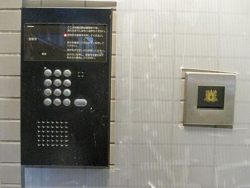 マンション(建物一部)-福岡市中央区平尾3丁目 オートロックインターホンで安心です。