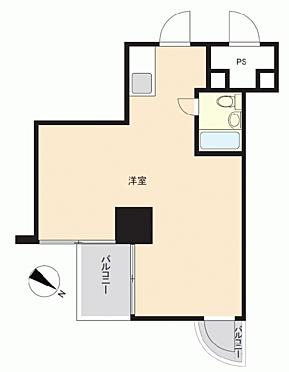 マンション(建物一部)-豊島区東池袋2丁目 間取り