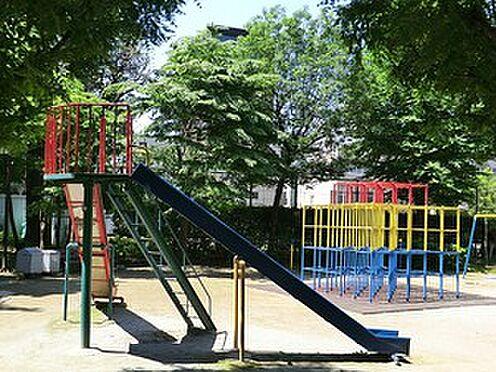 中古マンション-港区赤坂7丁目 周辺環境:六本木西公園