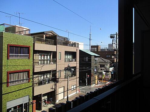 中古マンション-台東区日本堤2丁目 バルコニーからの眺望