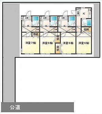 マンション(建物全部)-小金井市貫井南町4丁目 間取り