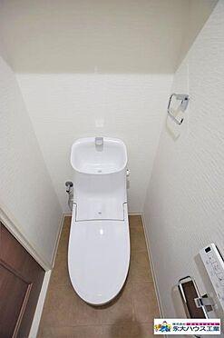 中古マンション-仙台市太白区郡山6丁目 トイレ