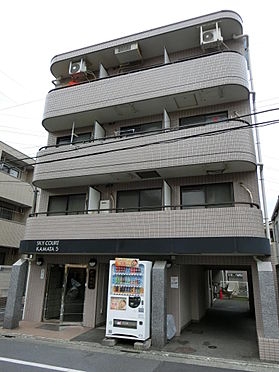 マンション(建物一部)-大田区多摩川2丁目 外観