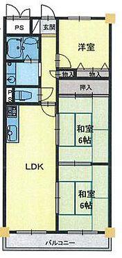 マンション(建物一部)-神戸市須磨区白川台7丁目 間取り