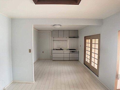 中古マンション-豊田市山之手2丁目 LDKは約14帖の広さです。リフォーム歴があるので綺麗な室内です。