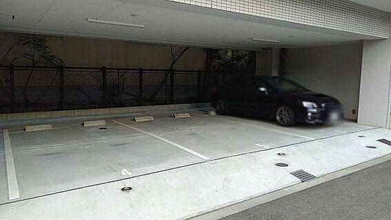 マンション(建物一部)-大阪市港区波除5丁目 駐車場