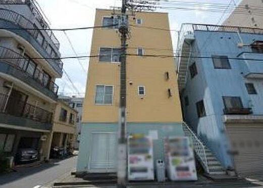 アパート-江東区古石場1丁目 外観
