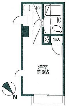 アパート-横浜市保土ケ谷区岩井町 103・203号室