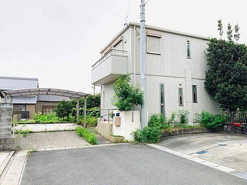 中古一戸建て-津島市百島町字居屋敷 並列2台駐車可能で収納力の高いお家です♪