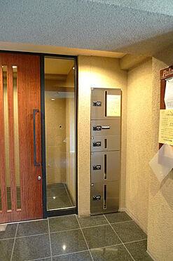 マンション(建物一部)-品川区平塚3丁目 共用部:オートロック&宅配ボックス