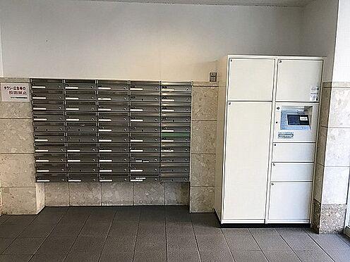マンション(建物一部)-大阪市浪速区元町1丁目 便利な宅配BOX付き