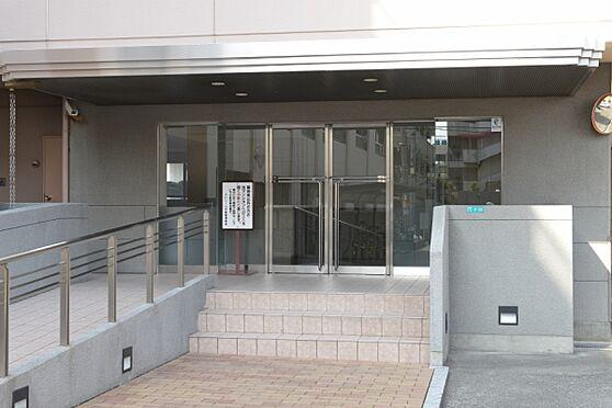 マンション(建物一部)-大阪市平野区加美南4丁目 綺麗なエントランス
